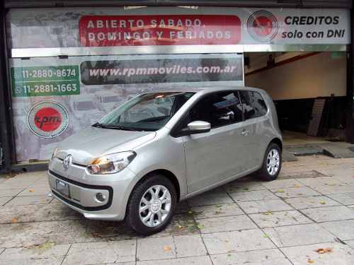 Volkswagen Up! 1.0 High Up! 75cv 2014 Rpm Moviles