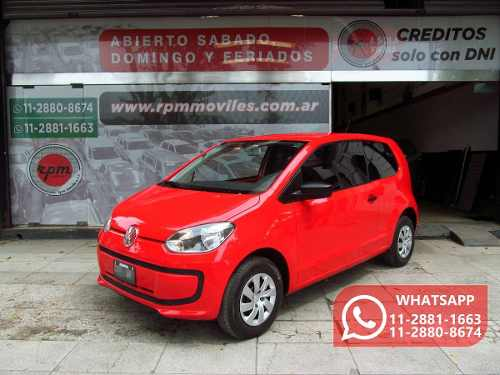Volkswagen Up 1.0 Take Up! Aa 75cv 2015 Rpm Moviles