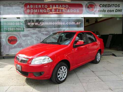 Fiat Siena 1.4 El Pack Attractive 2013 Rpm Moviles