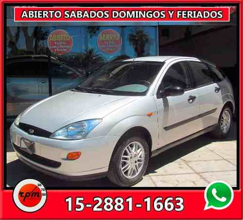 Focus Ambiente Plus 1.8 N 5p 2003 Rpm Moviles