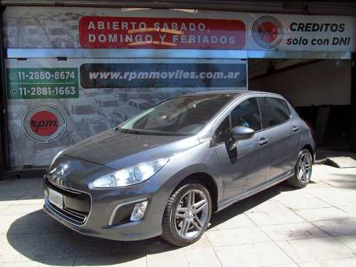 308 Sport 5p At 2013 Rpm Moviles