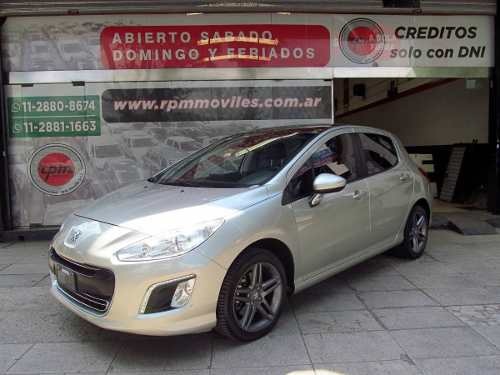 308 Sport 1.6 Thp 5p  At 2014 Rpm Moviles