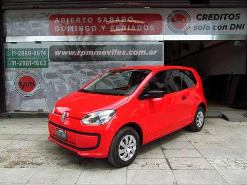 Volkswagen Up! 1.0 Take Up! 2015 Rpm Moviles