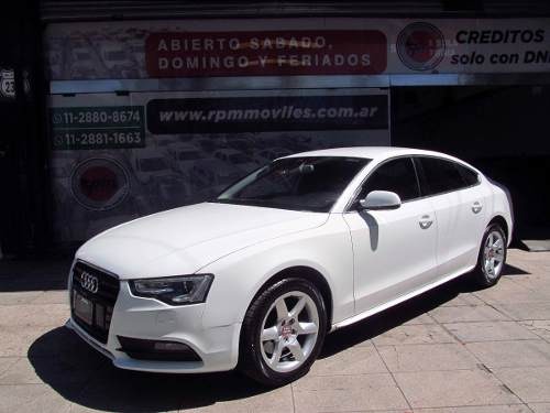 Audi A5 2.0 T Fsi Manual 211cv 2012 Rpm Moviles