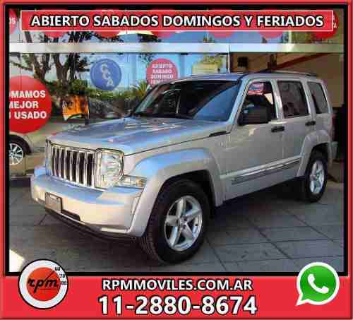 Jeep Cherokee Limited 3.7 At 4×4 2010 Rpm Moviles