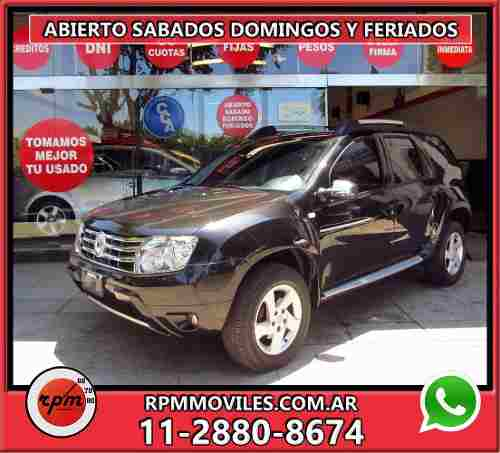 Renault Duster 2.0 Privilege 2011 Rpm Moviles