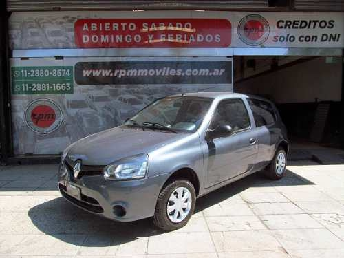 Renault Clio 1.2 Mío Expression Pack I 2013 Rpm Moviles