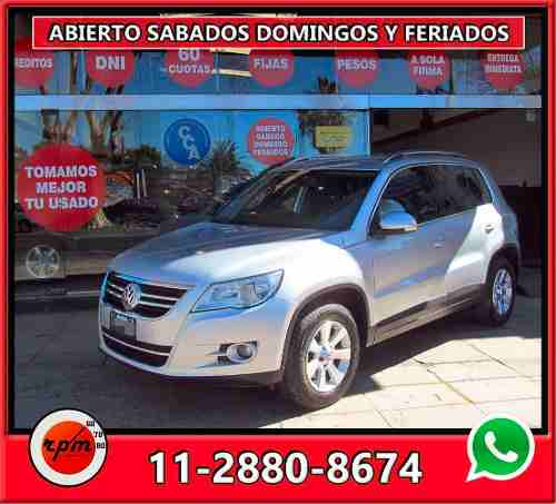Volkswagen Tiguan 2.0 Sport Style At 2011 Rpm Moviles