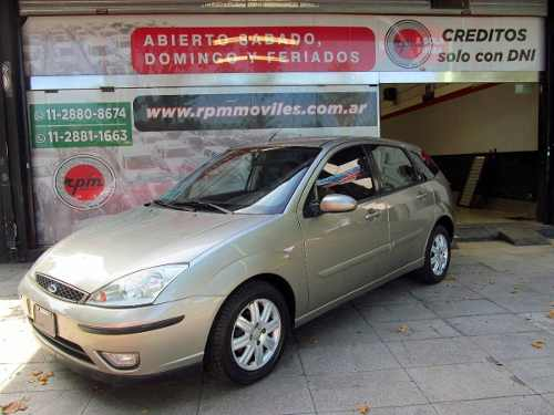 Ford Focus 2.0 Ghia 2007 Rpm Moviles