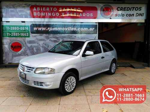 Volkswagen Gol 1.4 Power 83cv 2012 Rpm Moviles