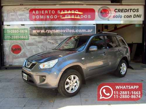 Chery Tiggo 2.0 F2 Luxury 4×2 At 2014 Rpm Moviles