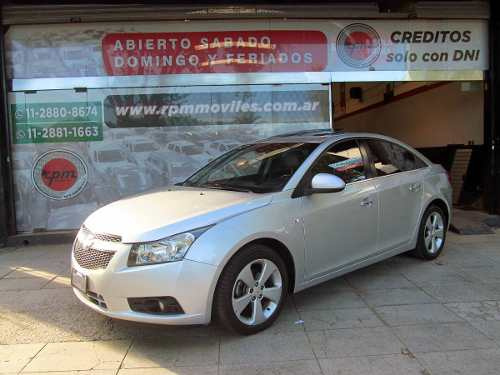 Chevrolet Cruze 1.8 Ltz Mt 141cv 2012 Rpm Moviles