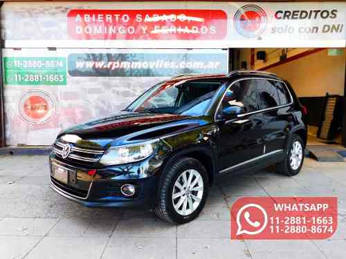 Volkswagen Tiguan 2.0 Exclusive Tsi 200cv Rpm Moviles 2013