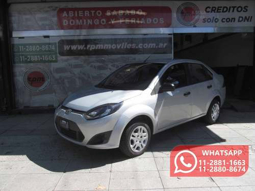 Ford Fiesta 1.6 Max One Ambiente Plus 2012 Rpm Moviles