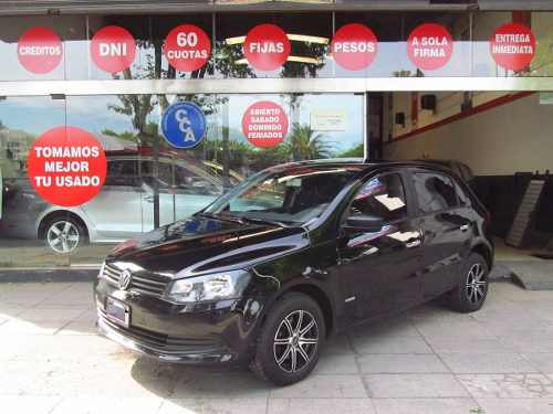 Volkswagen Gol Trend Pack I 2014 Rpm Moviles