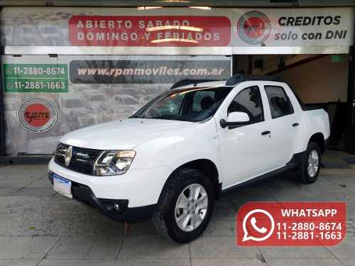 Renault Duster Oroch 1.6 Dynamique 2017 Rpm Moviles