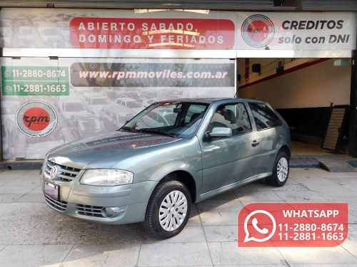Volkswagen Gol 1.4 Power  2011 Rpm Moviles