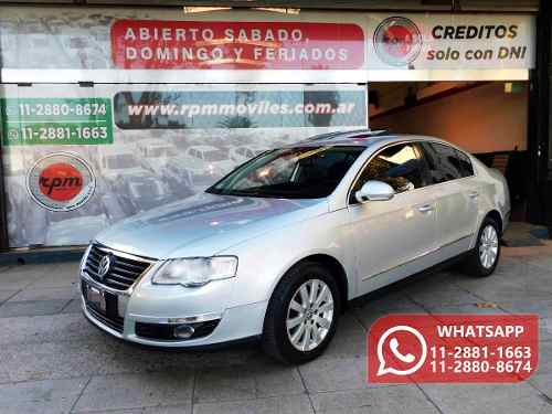 Volkswagen Passat 2.0  Advance 2006 Rpm Moviles