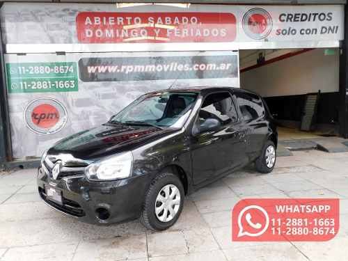 Renault Clio 1.2 Mío Expression Pack Ii 2013 Rpm Moviles