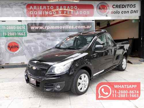 Chevrolet Montana 1.8 Sport 2012 Rpm Moviles