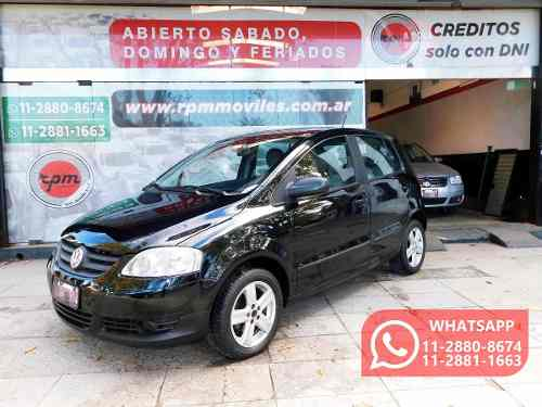 Volkswagen Fox 1.6 Comfortline 2009 Rpm Moviles