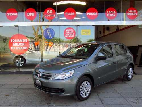 Volkswagen Gol Trend 1.6 Pack I 2009 Rpm Moviles