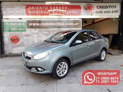 Fiat Grand Siena 1.6 Essence Dualogic 115cv 2015 Rpm Moviles