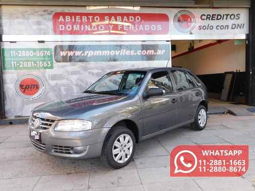 Volkswagen Gol 1.4 Power 83cv 5 P 2013 Rpm Moviles