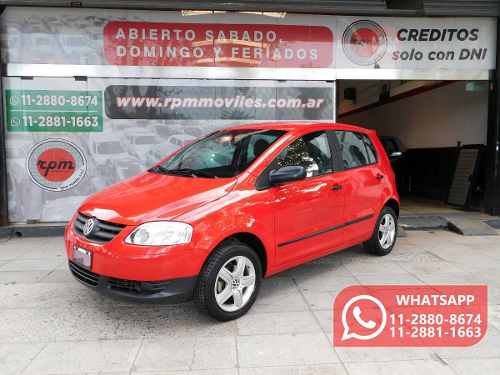 Volkswagen Fox 1.6 Trendline 2009 Rpm Moviles
