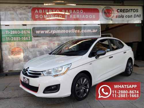 Citroën C4 Lounge 2016 Rpm Moviles