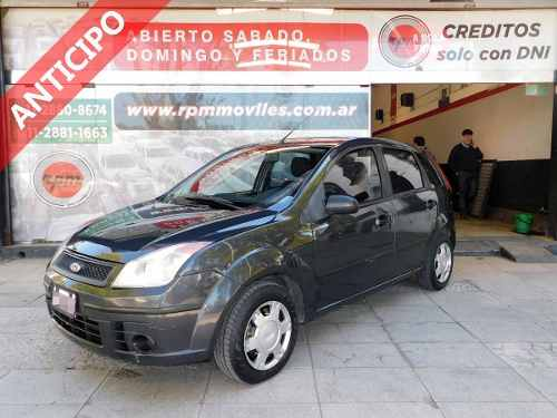Ford Fiesta 2009 Rpm Moviles Anticipo