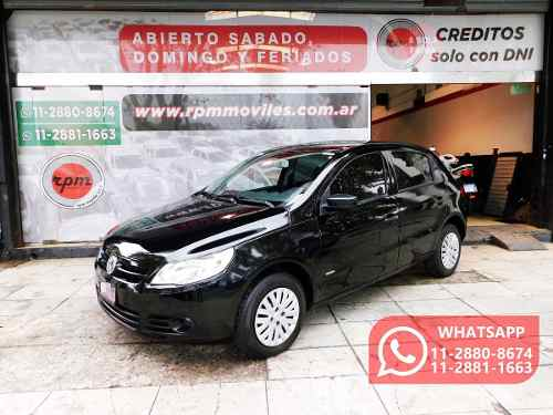 Volkswagen Gol Trend 1.6 Pack I Plus 101cv 2011 Rpm Moviles