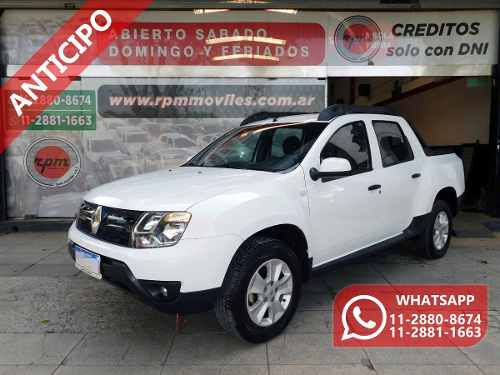 Renault Duster Oroch 1.6 Dynamique Rpm Moviles Anticipio