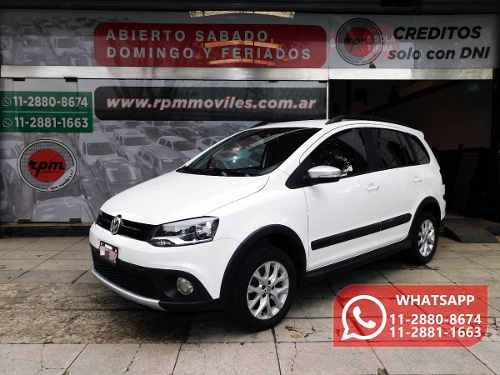 Volkswagen Suran Cross 1.6 Highline 101cv 2015 Rpm Moviles