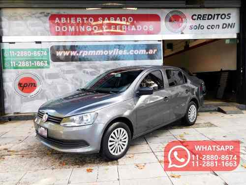 Volkswagen Voyage 1.6 Comfortline Plus  2013 Rpm Moviles