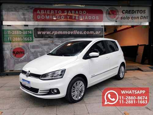 Volkswagen Fox 1.6 Highline Imotion 2017 Rpm Moviles