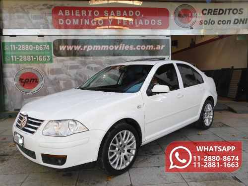 Volkswagen Bora 1.8 Highline T 180cv 2012 Rpm Moviles