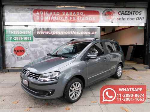 Volkswagen Suran 1.6 Highline 101cv 2013 Rpm Moviles