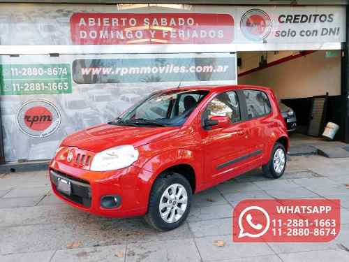 Fiat Uno 1.4 5p 2010 Rpm Moviles