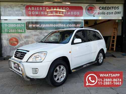 Chery Tiggo 2.0 Luxury 4×4 127cv 2013 Rpm Moviles