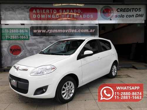 Fiat Palio 1.4 Attractive 85cv 2014 Rpm Moviles