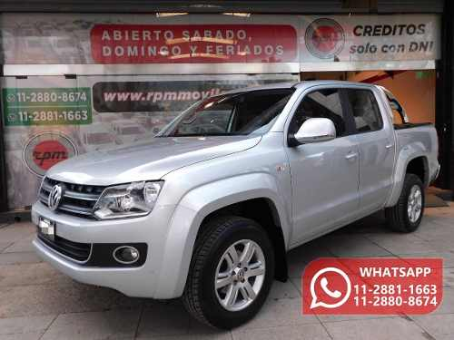 Volkswagen Amarok 1.6 Highline Pack 4×4 2013 Rpm Moviles