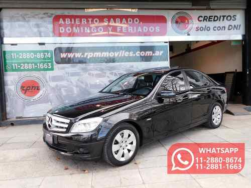 Mercedes Benz Clase C C200 Blueefficiency 2010 Rpm Moviles
