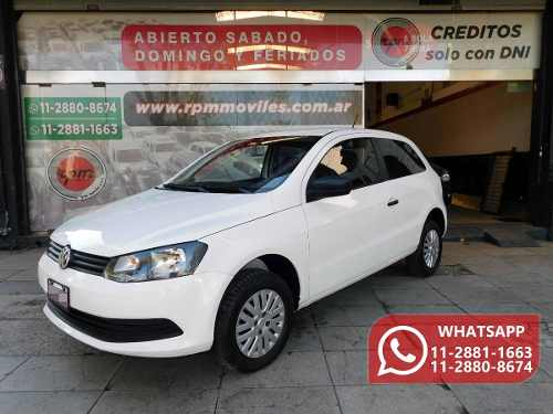 Volkswagen Gol Trend Pack I 1.6 3p 2013 Rpm Moviles