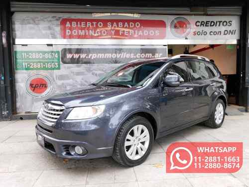 Subaru Tribeca 3.6 Sawd Limited 7 Pas 2010 Rpm Moviles