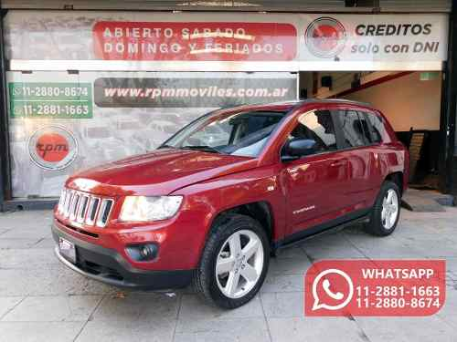 Jeep Compass 2.4 Limited 170cv Atx 2013 Rpm Moviles