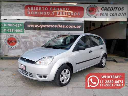 Ford Fiesta 1.6 Ambiente 2005 Rpm Moviles