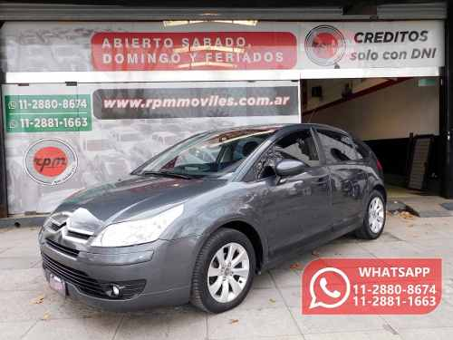 Citroën C4 1.6 X Pack Look 2013 Rpm Moviles