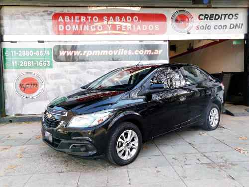 Chevrolet Prisma 1.4 Ltz 98cv 2014 Rpm Moviles