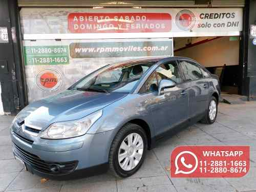 Citroën C4 2.0 I Sx 2007 Rpm Moviles